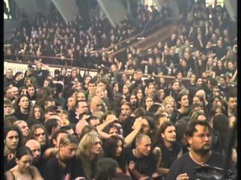 Behemoth   Mother Khaoz on Stage  ( Live at Mystic Festival 2001) full concert