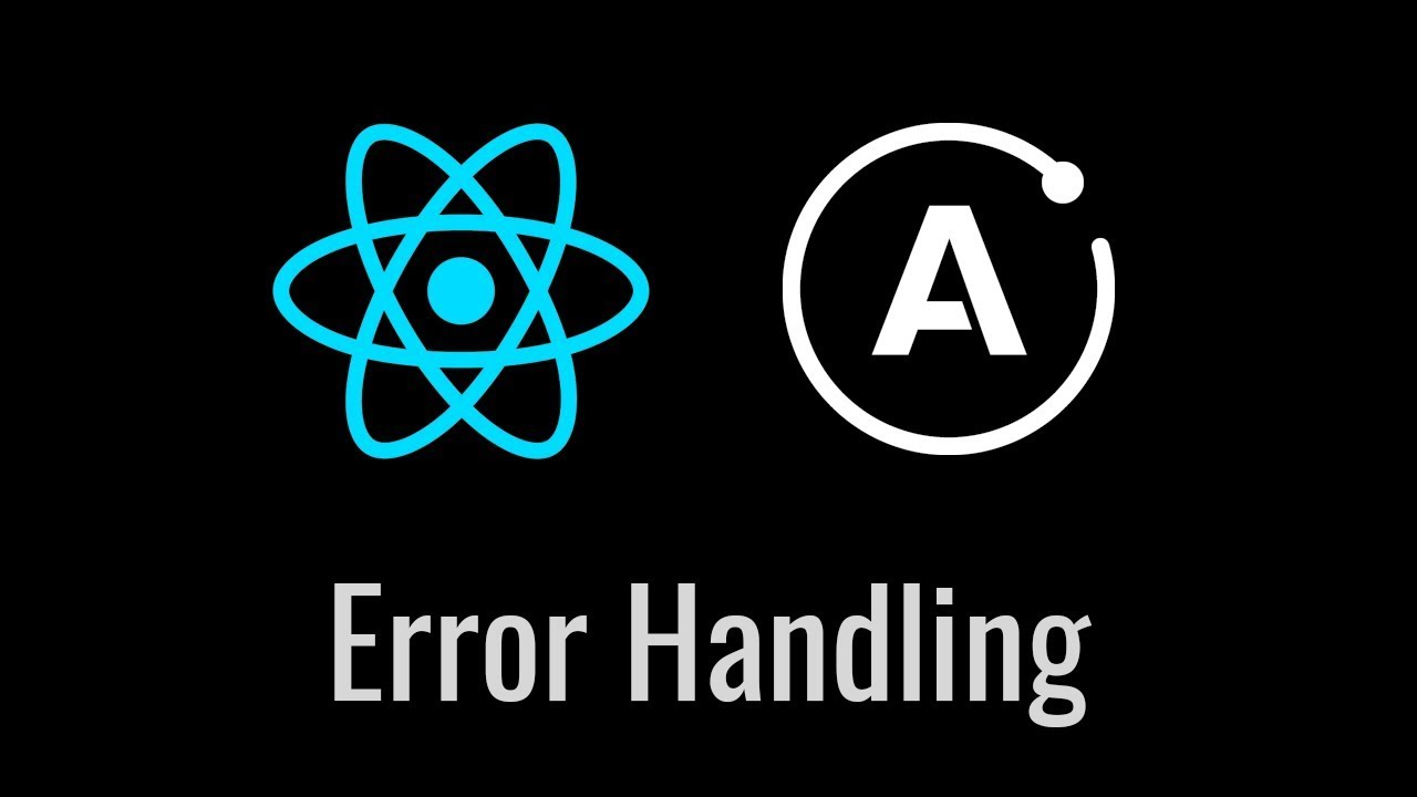 How to Handle Top Level Errors in React Apollo