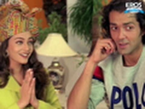 Bobby Deol Plays A Parnk On Aishwarya Rai - Aur Pyar Ho Gaya