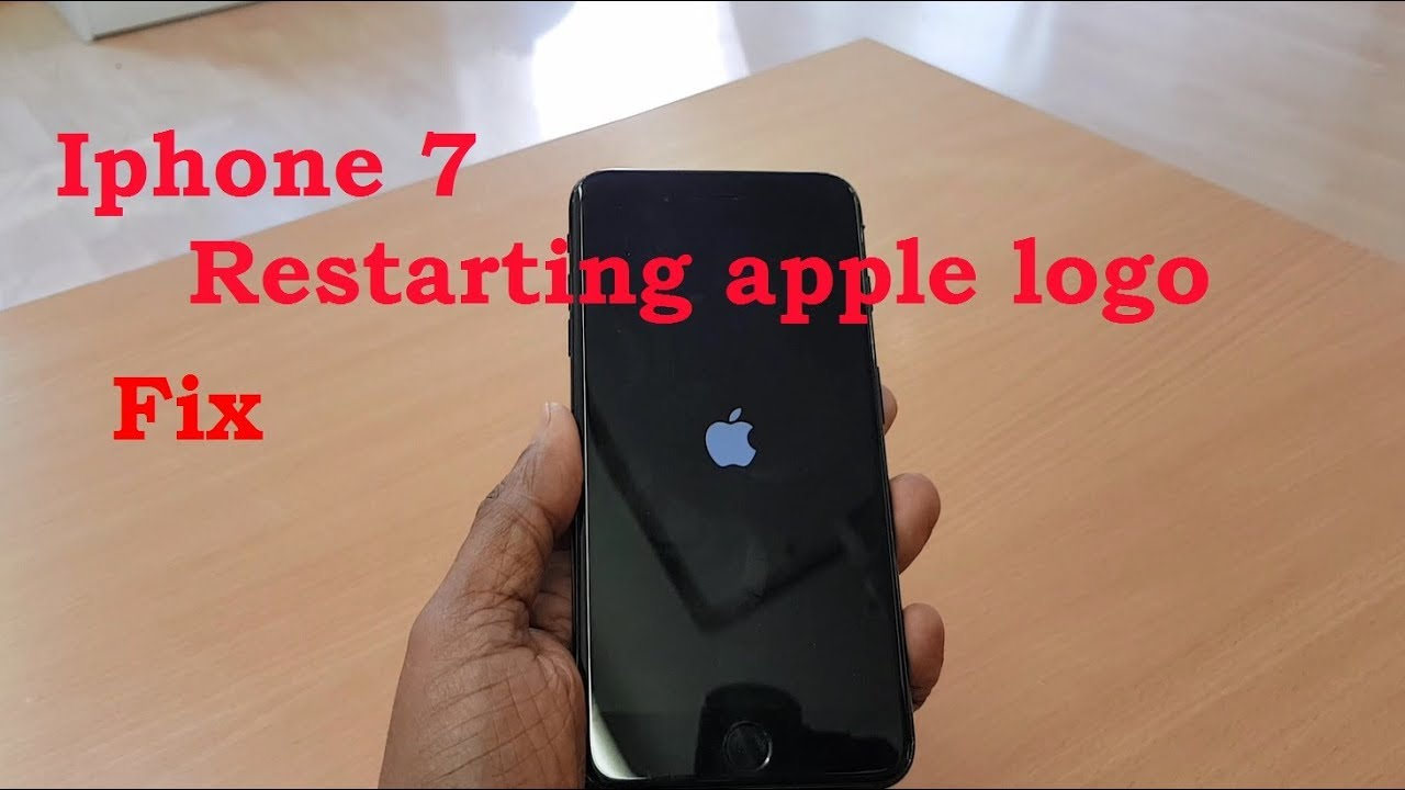 iphone 7 boot loop fix || iphone 7 keeps restarting apple logo