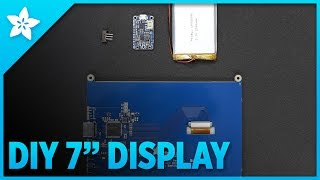 How to make portable HDMI display for Raspberry Pi 2