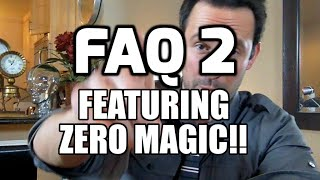 Penguin Magic Q&A With Rick Lax