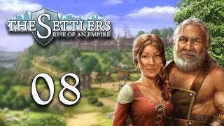 Let's Play The Settlers 6: Rise of an Empire - 8 [ Drengir ]