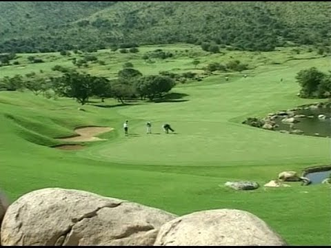 South Africa: Sun City's Lost City Golf Course