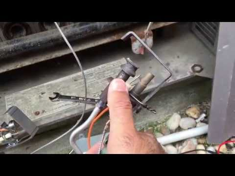 Hayward millivolt pool heater thermopile replacement part - Swimming pool heat pump vs gas heater ...