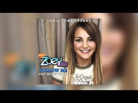 Jamie Lynn Spears  Follow Me Zoey 101 Theme feat. Britney Spears  Single