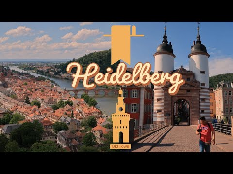 A Story at Heidelberg Germany ( 1/2 )