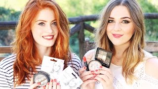 Drugstore Make Up Favourites with Ms Rosie Bea! | I Covet Thee