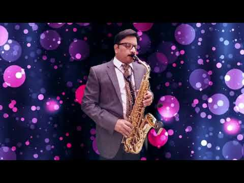 398:-Tujhe Dekha To Ye Jaana Sanam-LIVE Saxophone Cover  | DDLJ | Kumar Sanu | Lata Mangeshkar