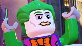 LEGO DC Super-Villiains: Gameplay Walkthrough Part 1 -