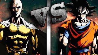 Response: Anime Duel: Goku Vs Saitama