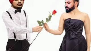 Dil Ninja Punjabi song//valentines//Babu Mann funny video//Babu Mann Vs Sidhu Moosewala