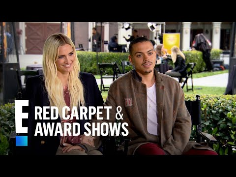 Ashlee Simpson & Evan Ross Talk New Show & Having More Kids | E! Live from the Red Carpet