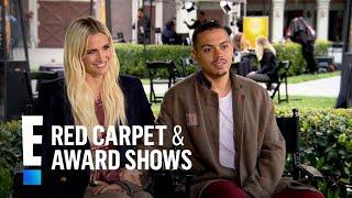 Ashlee Simpson & Evan Ross Talk New Show & Having More Kids | E! Live from the Red Carpet
