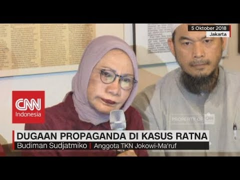 Dugaan Propaganda di Kasus Ratna