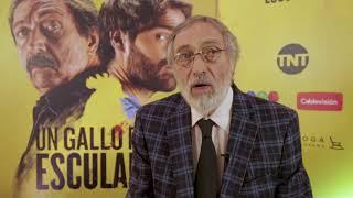 Un Gallo para Esculapio | Entrevista Luis Brandoni #1