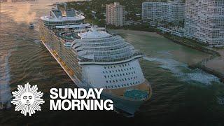 Sail away! New technology in cruise ship design