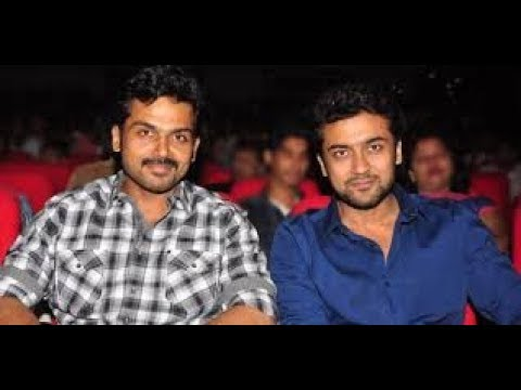 Don't compare with me My brother Surya : Actor Karthi | Theeran audio launch