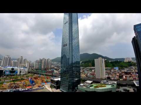 [Timelapse] DYNAMIC BUSAN #7 _ BIFC (Busan International Finance Center)