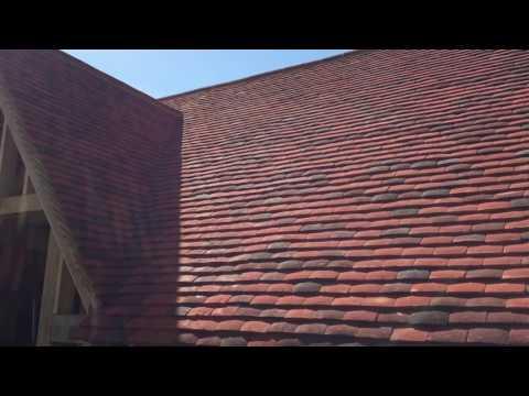 Handmade Clay Roof Tiles - Hanbury Multi