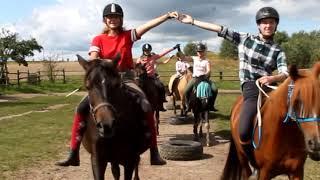 Kadryl na koniach inaczej