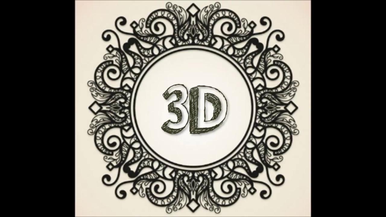 Kì 1: HƯỚNG DẪN VẼ KHỐI CHỮ 3D – 15/05/2017 – VẼ CHỮ 3D