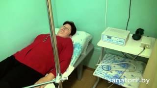 Санаторий Вяжути - электролечение, Санатории Беларуси