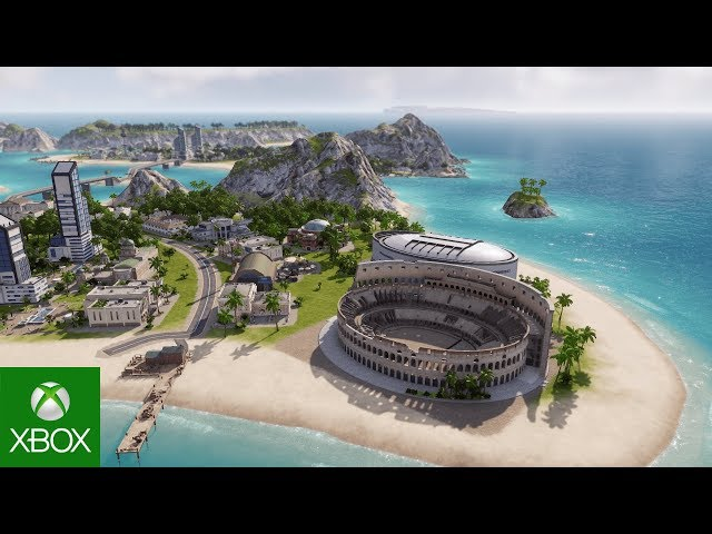 Tropico 6 Game Preview Trailer