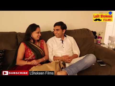 Karwa Chauth Ki Kahani   Lalit Shokeen Comedy  UPLODED BY Bansal Studio