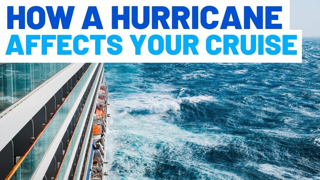 Carnival Cruise Ships Currently Being Impacted by Hurricane