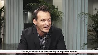 FPU 21/06/2021 - Metalco, du mobilier au service des grands projets urbains