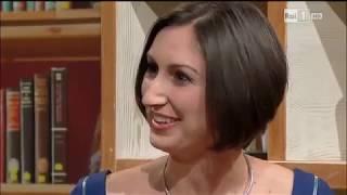Merenda sana fatta in casa - Lucia Cuffaro a Unomattina in Famiglia