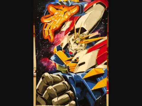 G Gundam - Burning Finger Theme - FFVII Version