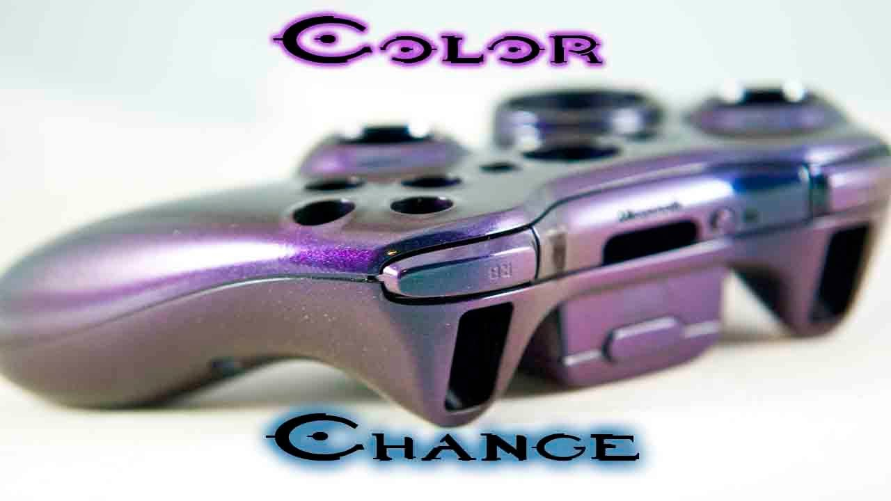 Xbox 360 Controller Custom Color Changing Dupli-Color paint - YouTube