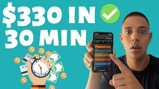 Watch Me Make $330 In 30 Minutes   Coinbase Earn