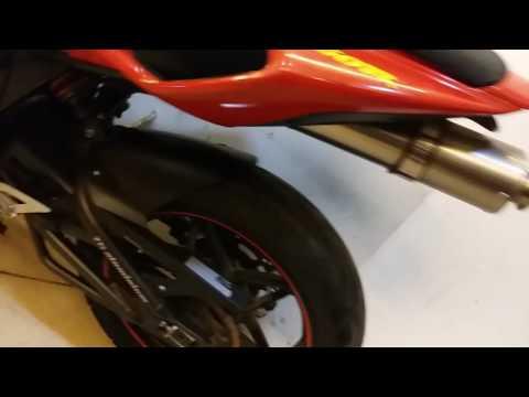 Sports bikes showroom in Karachi
