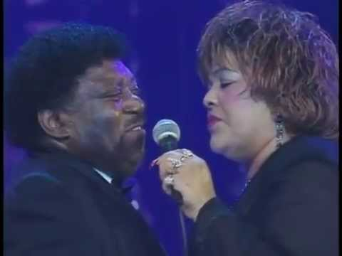 Percy Sledge - Warm and Tender Love (Mountain Arts Center 2006)