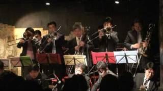 Burungkaka - Lee Sarah Special Big Band - Tokyo - 2008 Jazz