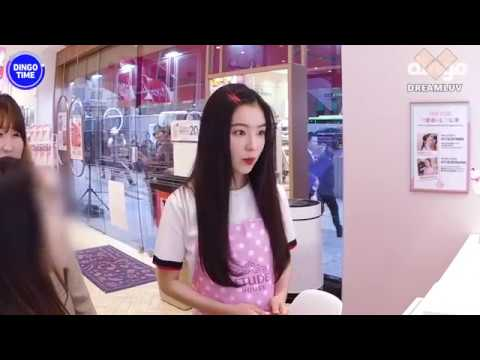 [ENG SUB] 180407 Red Velvet Surprise Event Etude House With (Dingo Staff)