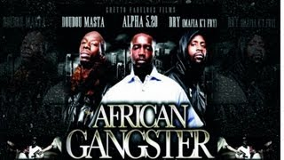 African Gangster - Episode 1
