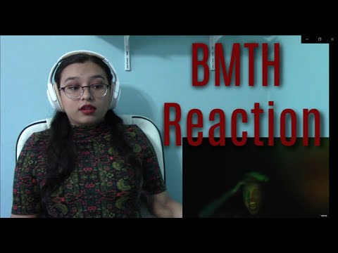 Bring Me The Horizon- Parasite Eve (Reaction)