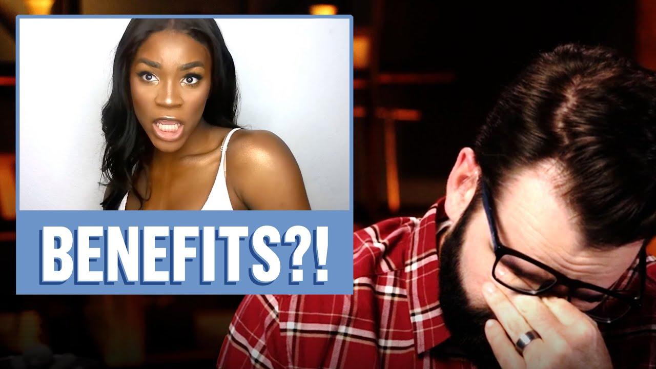 "Matt Walsh Reacts To ""Benefits of Dating Trans Women"""