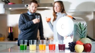 Meet JUlaVie: The Innovative Cold Press Juicer That Never Needs Cleaning. Ever.