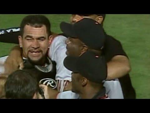 2002 NLDS Gm5: Nen gets Jones, Giants advance to NLCS
