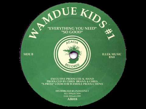 WAMDUE KIDS - Everything you need