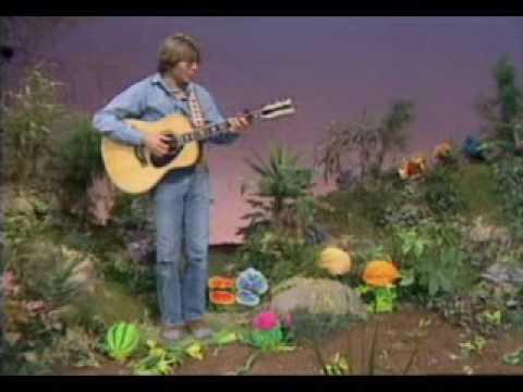 The Garden Song John Denver The Muppet Show Youtube