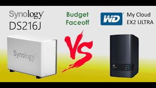 Synology DS216J DiskStation NAS 2-Bay 4TB (2 X 2TB Seagate IronWolf (NAS))