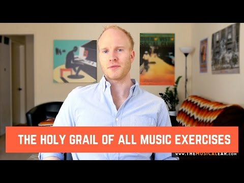 ⚱️THE HOLY GRAIL OF ALL MUSIC EXERCISES⚱️ | How to speed up your playing - permanently (new)