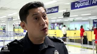 Amando L  Amisola, Bureau of Immigration, Philippines