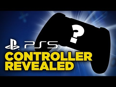 New DualShock Controller Revealed For PS5